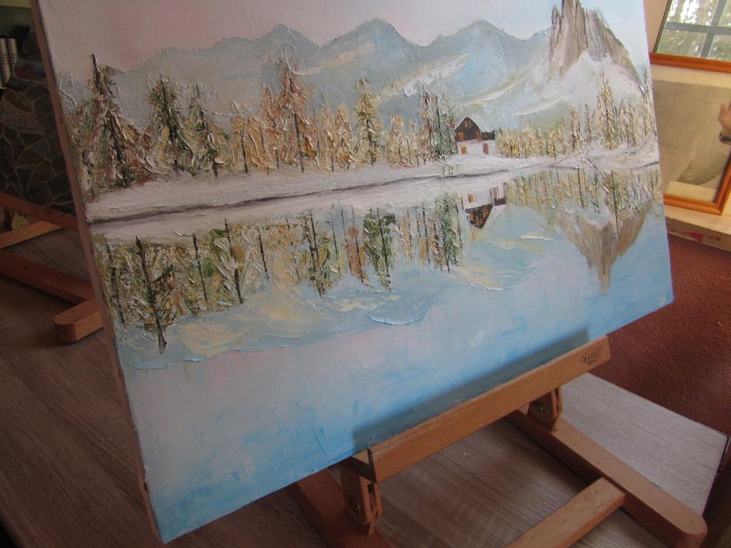 Il Becco di Mezzodì e il Lago di Croda